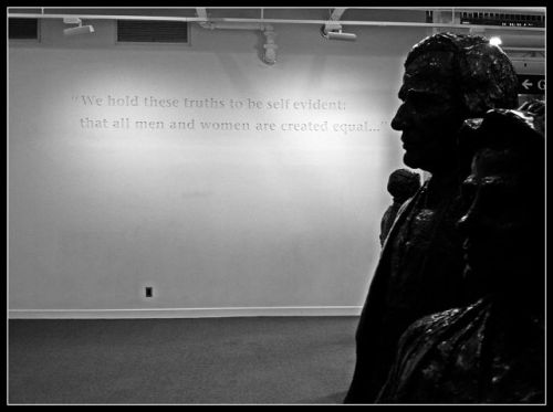 from Seneca Falls Women's Rights National Historic Site