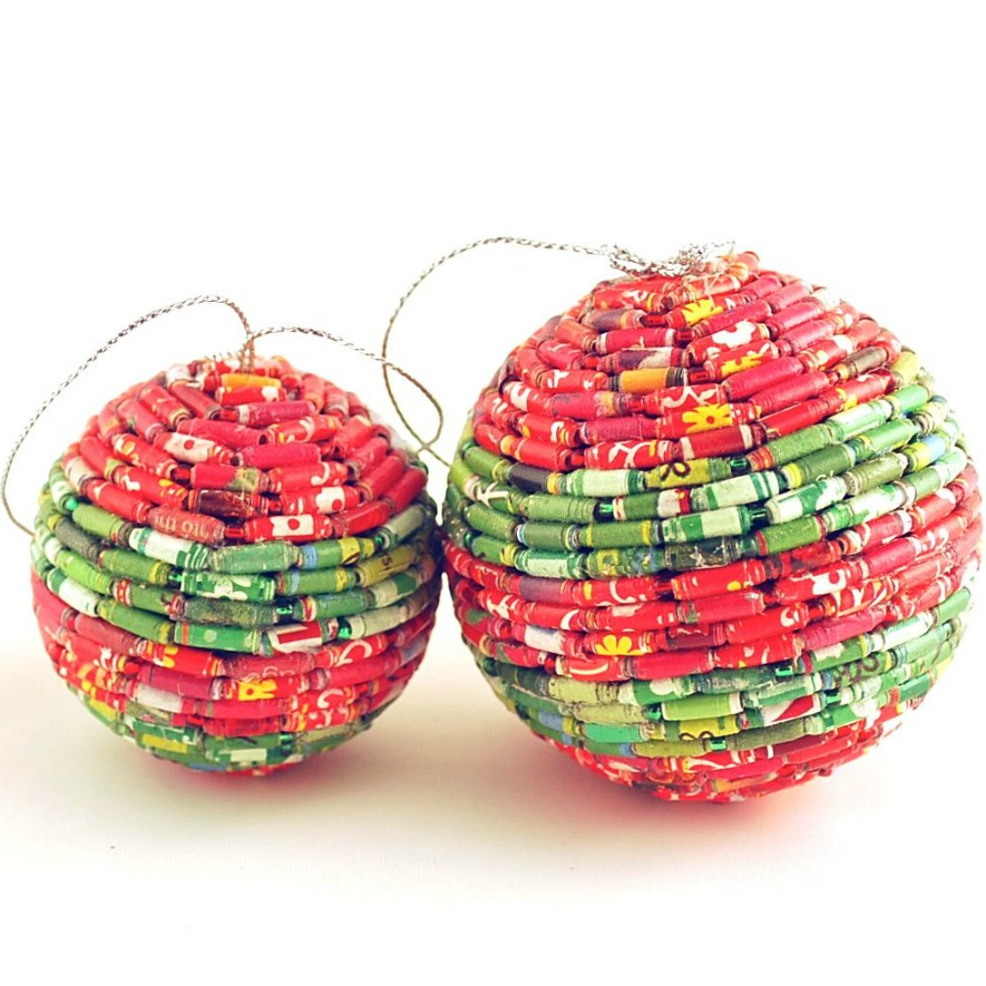 Fair Trade Christmas Ornaments